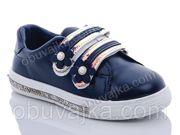 Детская обувь оптом Детские слипоны для девочек оптом от Ytop(26-31), фото 2