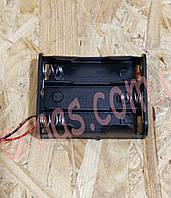Кассета под батарейку АА 1.5V (1-25)
