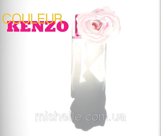 4b86b23e Туалетная вода для женщин Kenzo Couleur Kenzo Rose-Pink (Кензо колор кензо  роуз пинк
