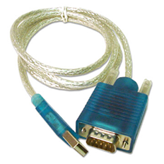 Кабель - переходник, USB - RS232 (DB9), адаптер, фото 2