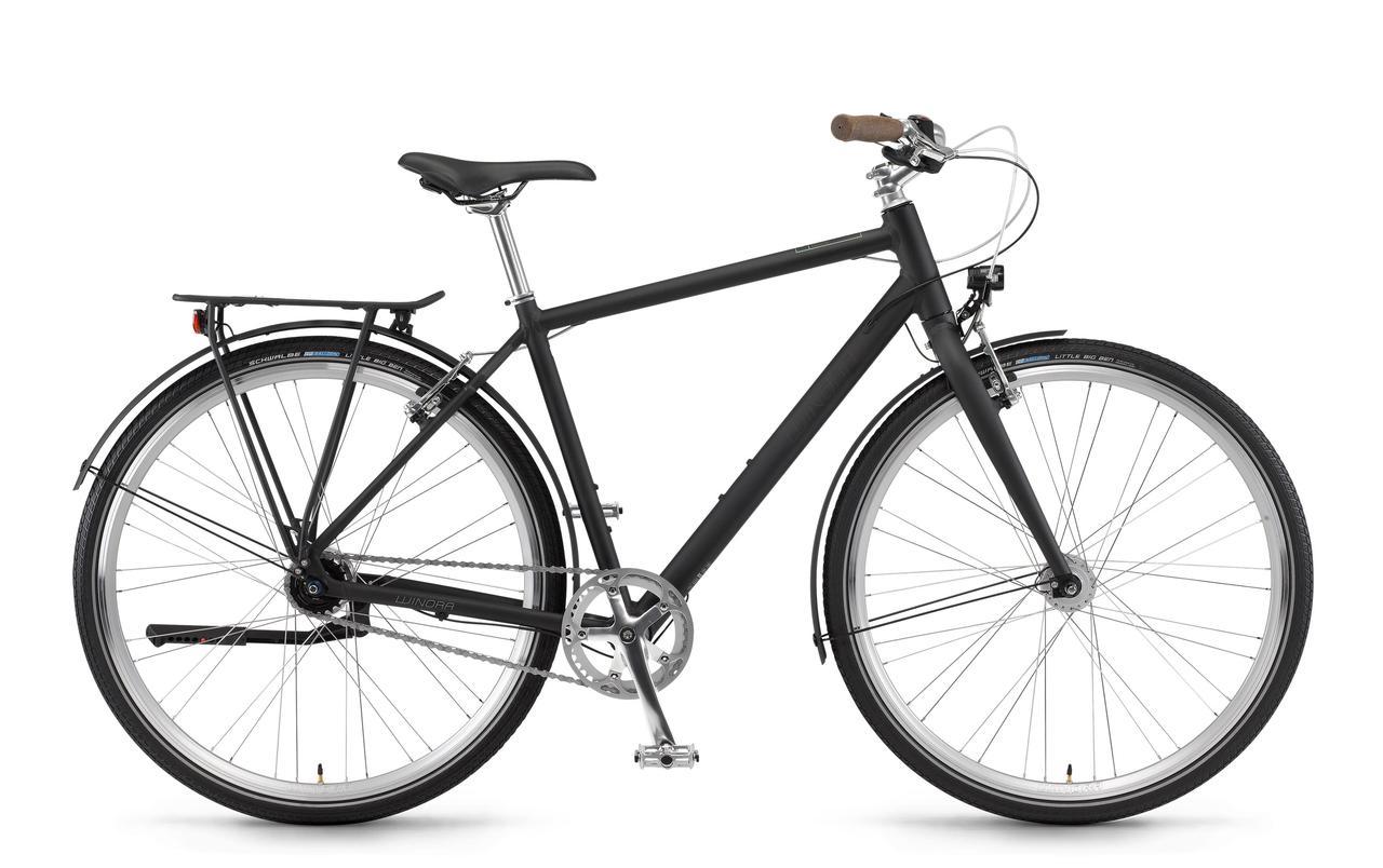 """Велосипед WINORA LANE MEN 28"""" 7S NEXUS FW, рама 61 см, 2018"""