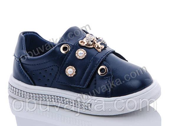 Детская обувь оптом Детские слипоны для девочек оптом от Ytop(22-27), фото 2