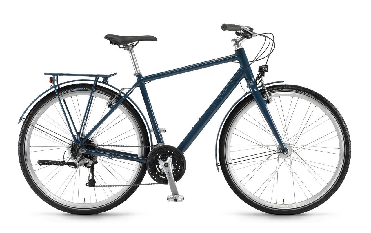"""Велосипед WINORA ZAP MEN 28"""", рама 51 см, 2018"""