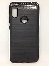 Чехол для Xiaomi Note 6 SGP Black