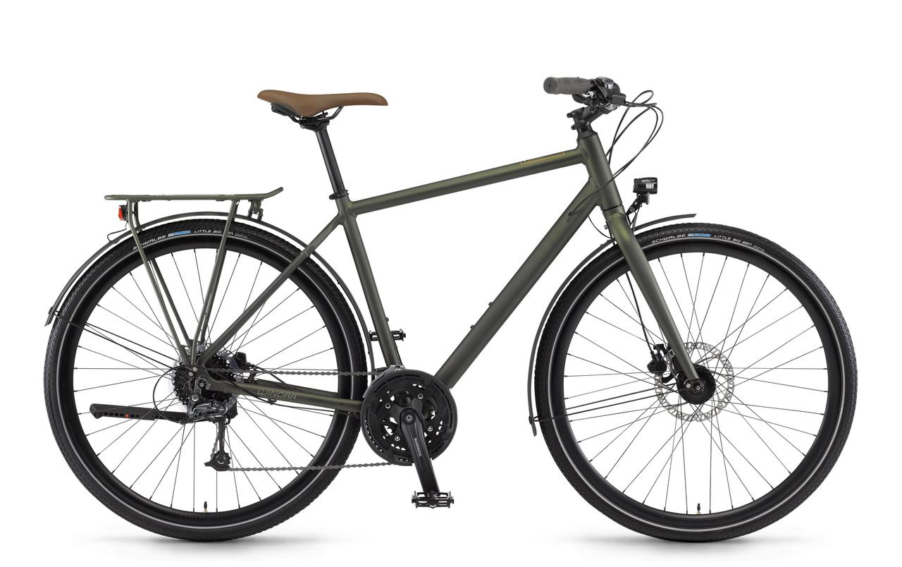 """Велосипед WINORA TALPARO 28"""", рама 51 см, 2018"""