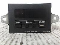 Часы экран дисплей бортовой компьютер Nissan Sunny B12 1986-1991г.в. 1.7 дизель