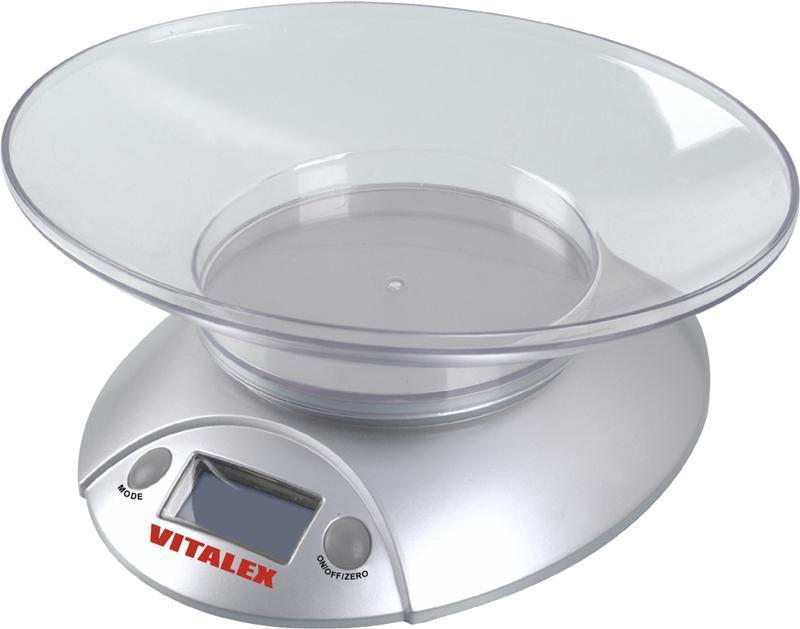 Кухонные весы Vitalex VT-300 до 3 кг CG15 PR4