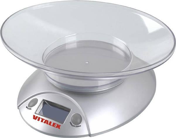 Кухонные весы Vitalex VT-300 до 3 кг CG15 PR4, фото 2
