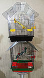 Клетка для птиц ШАНХАЙ (330х230х400), фото 7