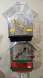 Клітка для птахів ШАНХАЙ (330х230х400), фото 7