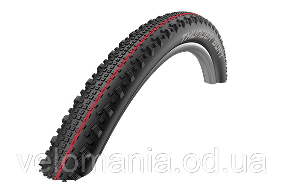 Покрышка 29x2.10 (54-622) Schwalbe THUNDER BURT SnakeSkin, TL-Easy, Evolutoin Folding B/B-SK HS451 Addix Speed 67EPI EK, фото 2