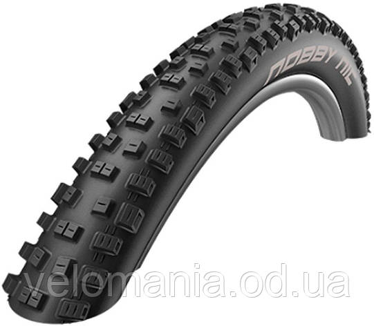 Покрышка 29x2.25 (57-622) Schwalbe NOBBY NIC Performance,TL-Ready, Folding B/B HS463 Addix 67EPI EK, фото 2