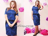 Платье большого размера 50-56, платье красивое разные цвета