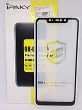 Защитное стекло Xiaomi Note 6 / 6 Pro Ipaky 4D Black