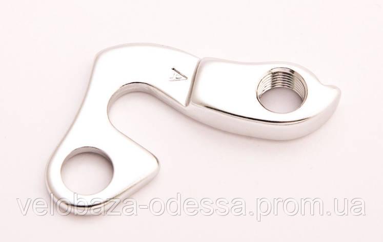 Серьга на раму a-hg011 silver, фото 2
