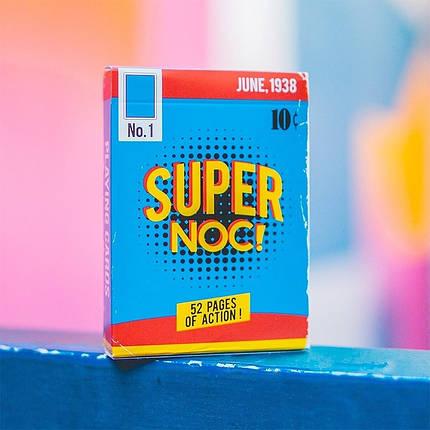 Карти гральні   Super NOC Playing Cards (1st Edition), фото 2