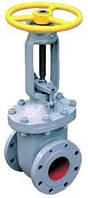 Задвижки стальные 30с99нж Ру25 клиновая фланцевая (под маховик) , фото 1
