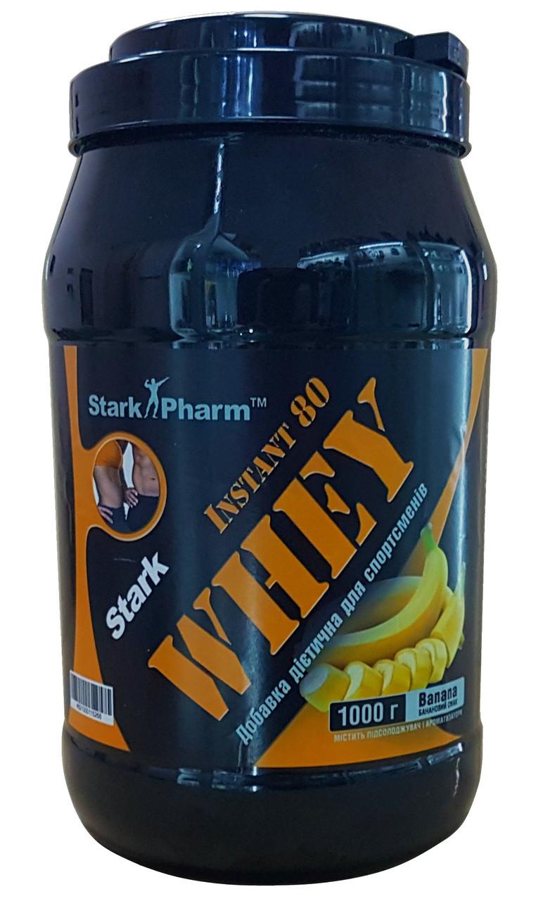 Протеїн Whey 80 Stark Pharm 1000 g