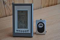 Домашняя Метеостанция с внешним радио датчиком М-209, фото 1