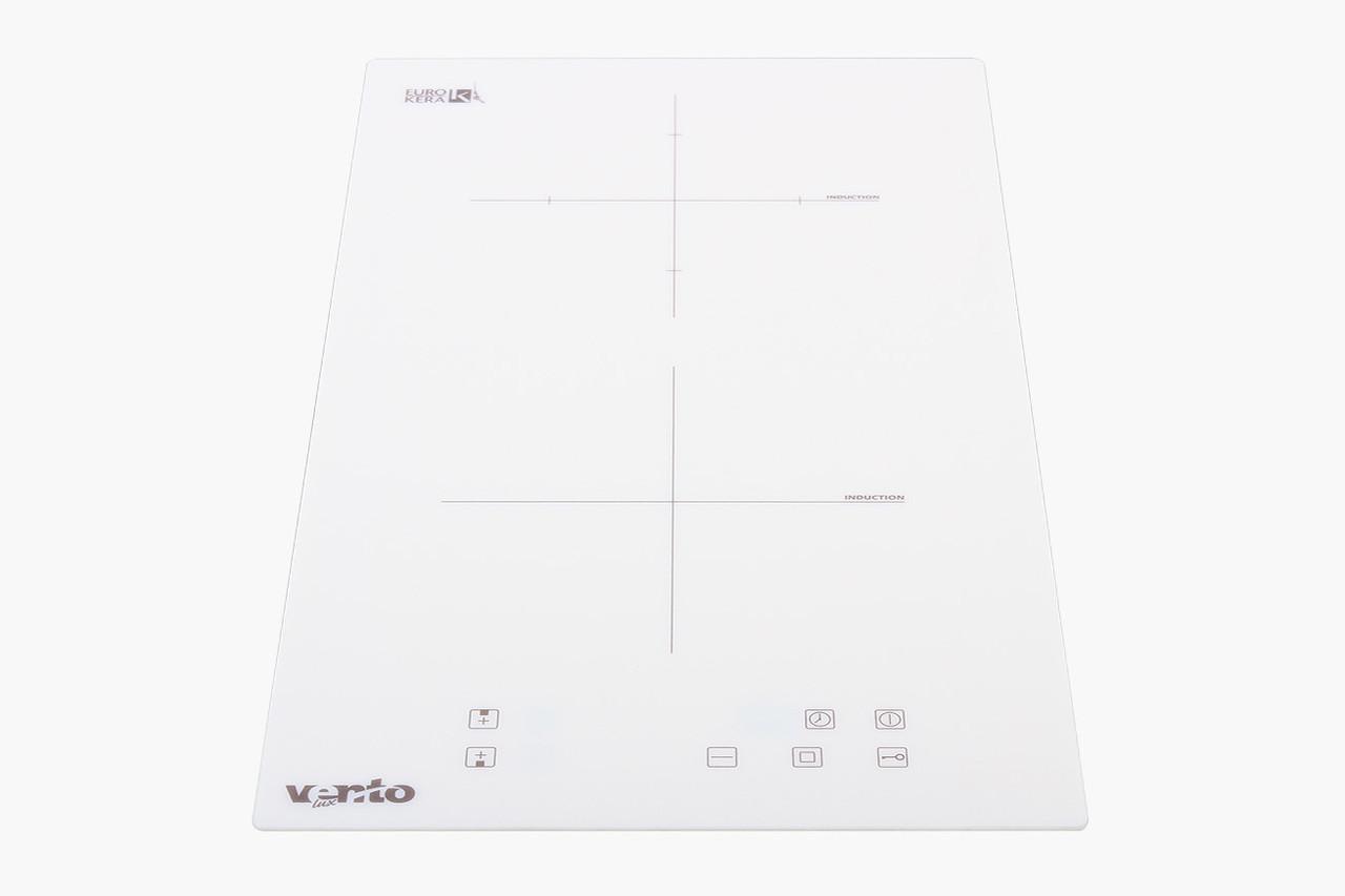 Индукционная варочная поверхность белая встраиваемая Ventolux VI 32 TC WH