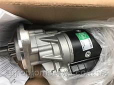 Переобладнання на редукторний стартер ЮМЗ пускового двигуна стартером 3.5 кіловат, фото 3