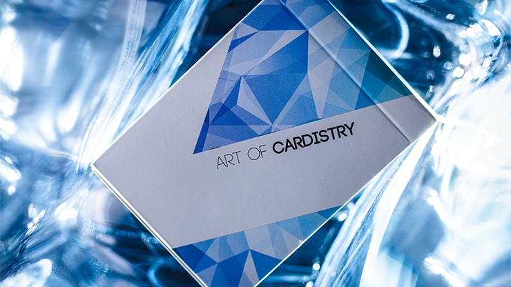 Карты игральные | Frozen Art of Cardistry Playing Cards by Bocopo