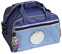 Детская спортивная сумка Hama Step by Step Diamond для девочки 20 л 2 отделения