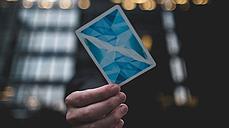 Карты игральные | Frozen Art of Cardistry Playing Cards by Bocopo, фото 2