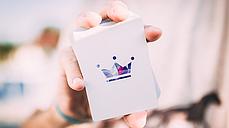 Карты игральные | Frozen Art of Cardistry Playing Cards by Bocopo, фото 3