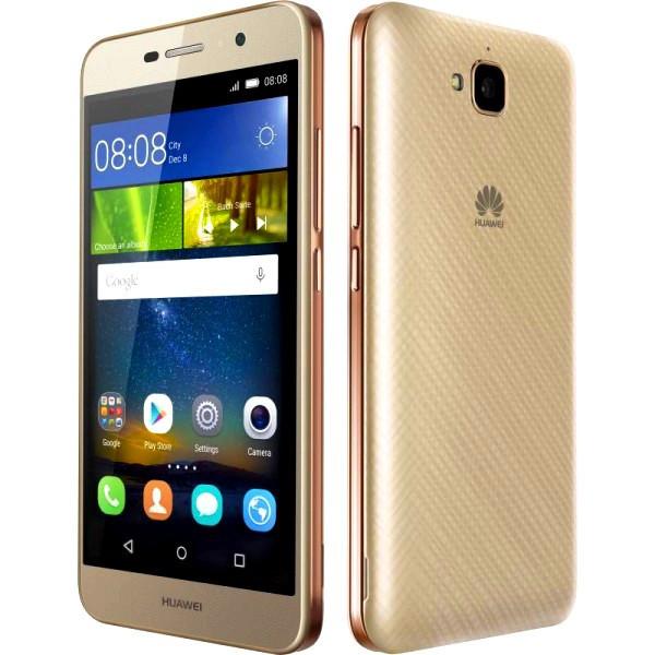 Смартфон Huawei Y6 2/16Gb Gold 4G