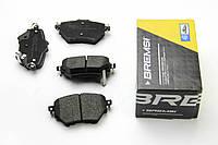 Колодки тормозные задние на С4 308 (C4 308 ), BREMSI BP3561