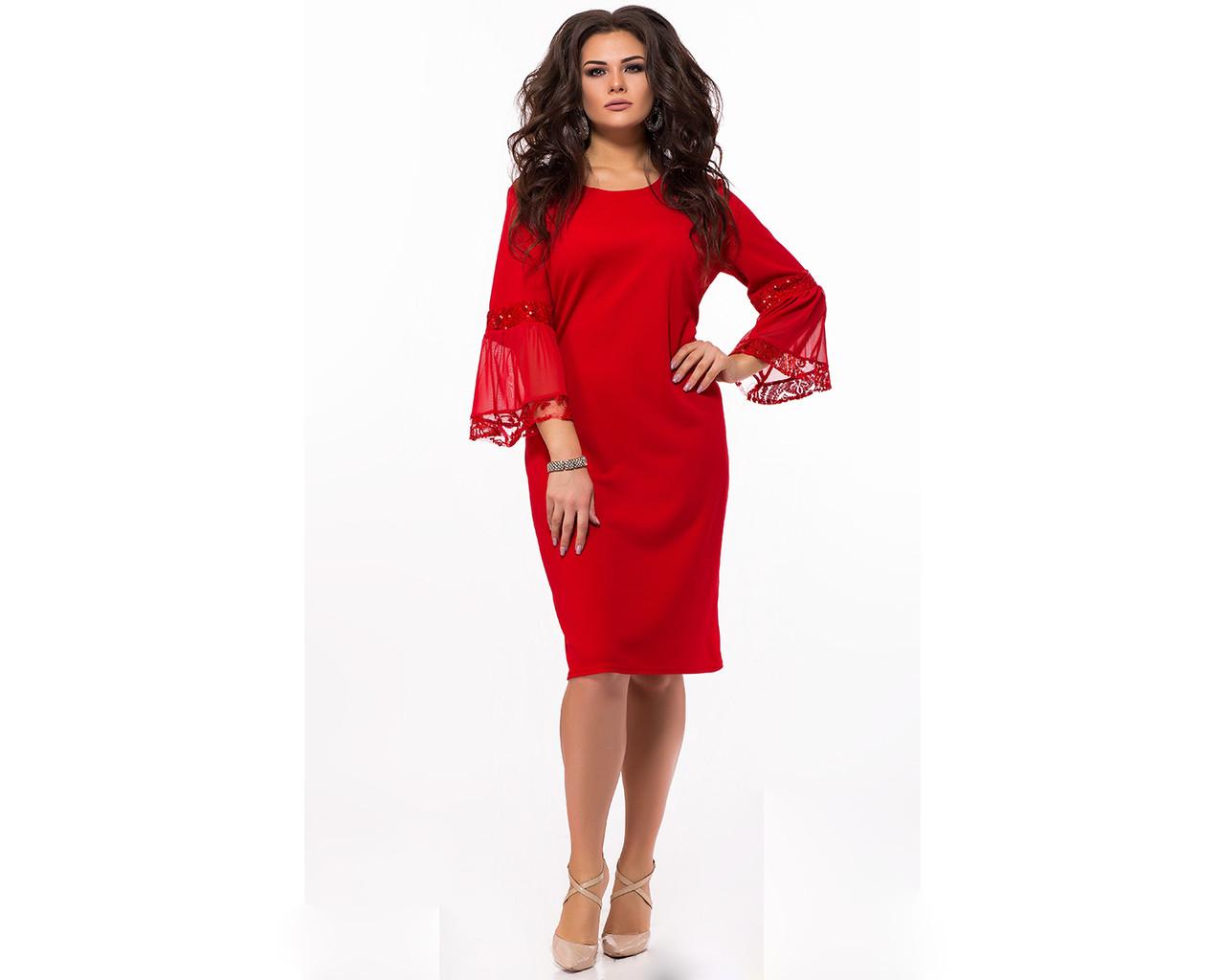 5b77e281ac17107 Я-Модна - купить Женское вечернее платье с пайетками 26313 / размер ...