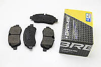 Колодки тормозные задние на Транзит (Transit ), BREMSI BP3652