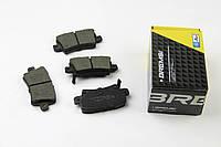 Колодки тормозные задние на Цивик (Civic ), BREMSI BP3246
