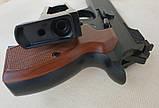 Пневматический пистолет SAS P210 Legend Blowback Black, фото 6