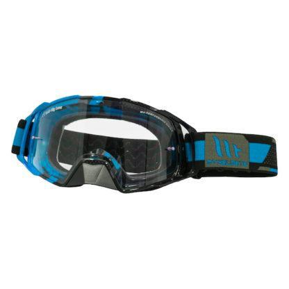 Кроссовые очки MT Goggles MX-Evo Blue