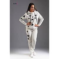 Спортивный костюм женский батал Панда, фото 1