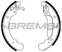 Колодки тормозные задние на ЛТ28 ЛТ35 ЛТ40 ЛТ55 (LT28 LT35 LT40 LT55 ), BREMSI GF0548