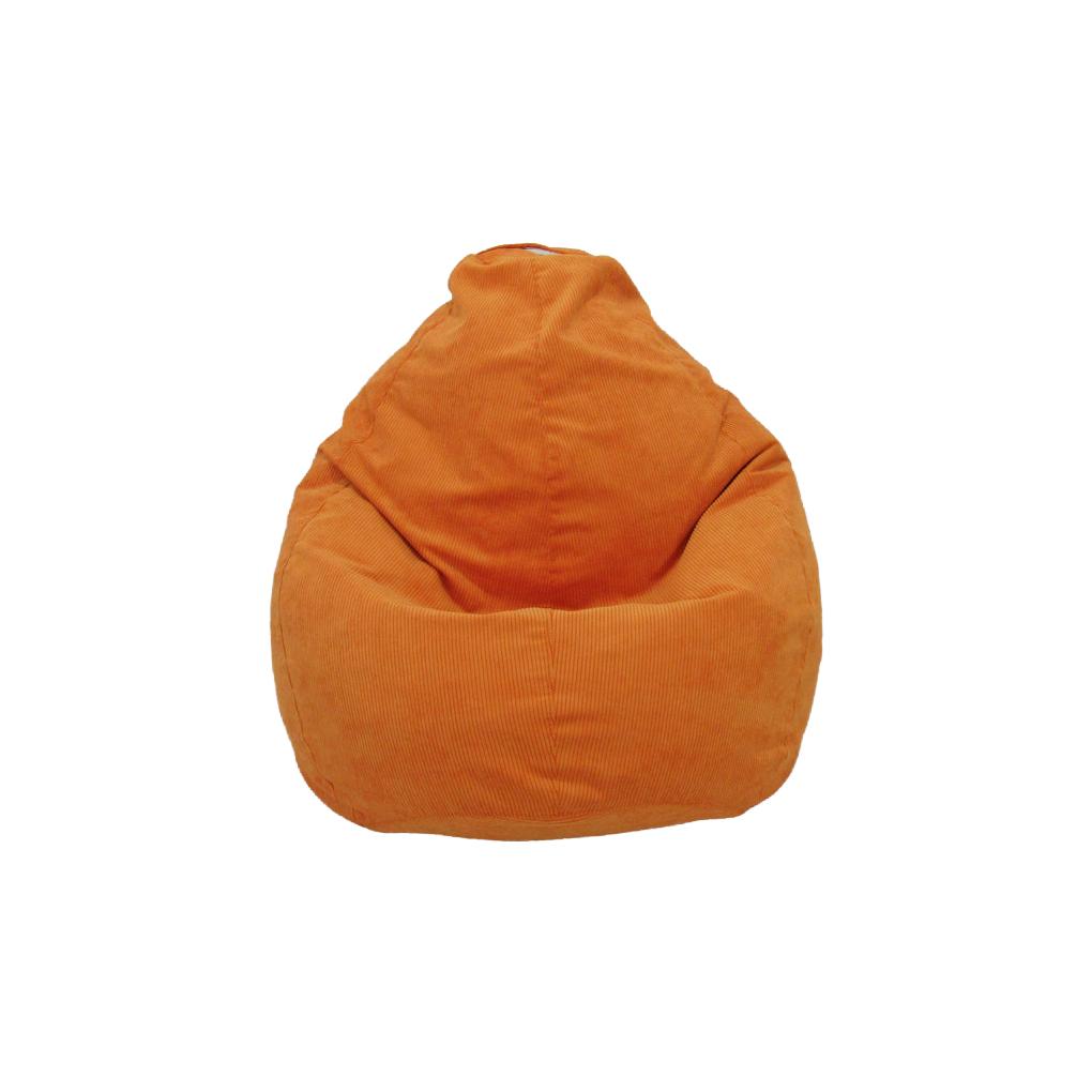Кресло мешок PufOn, Capri Оранжевый, XXXL