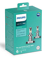 Комплект светодиодных Led ламп H4 PHILIPS PS 11342 ULW X2