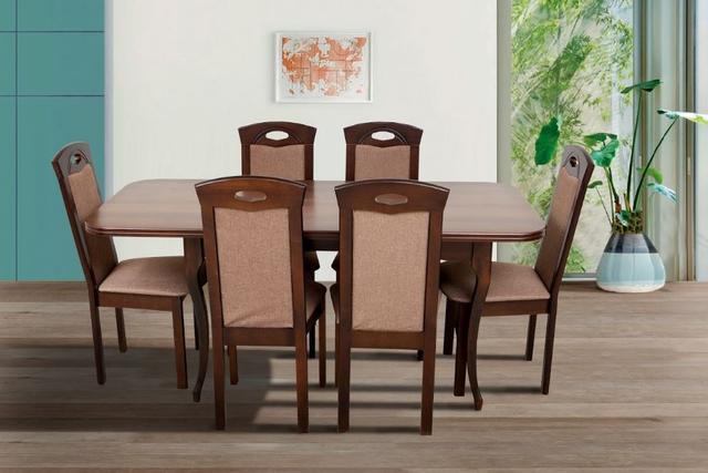 Комплект мебели Мартин + Честер (орех темный)