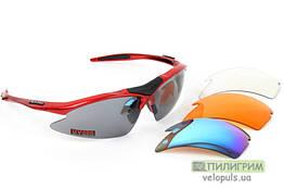 Очки - Exustar E-CSG05 Красный