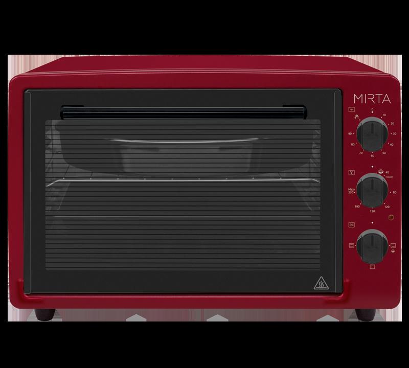 Электрическая духовка Mirta MO-0138R (ростерная)