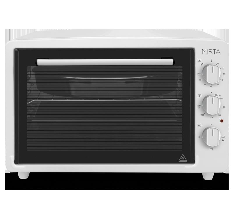 Электрическая духовка Mirta MO-0138W (ростерная)