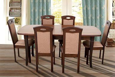 Комплект мебели Квартет + Честер