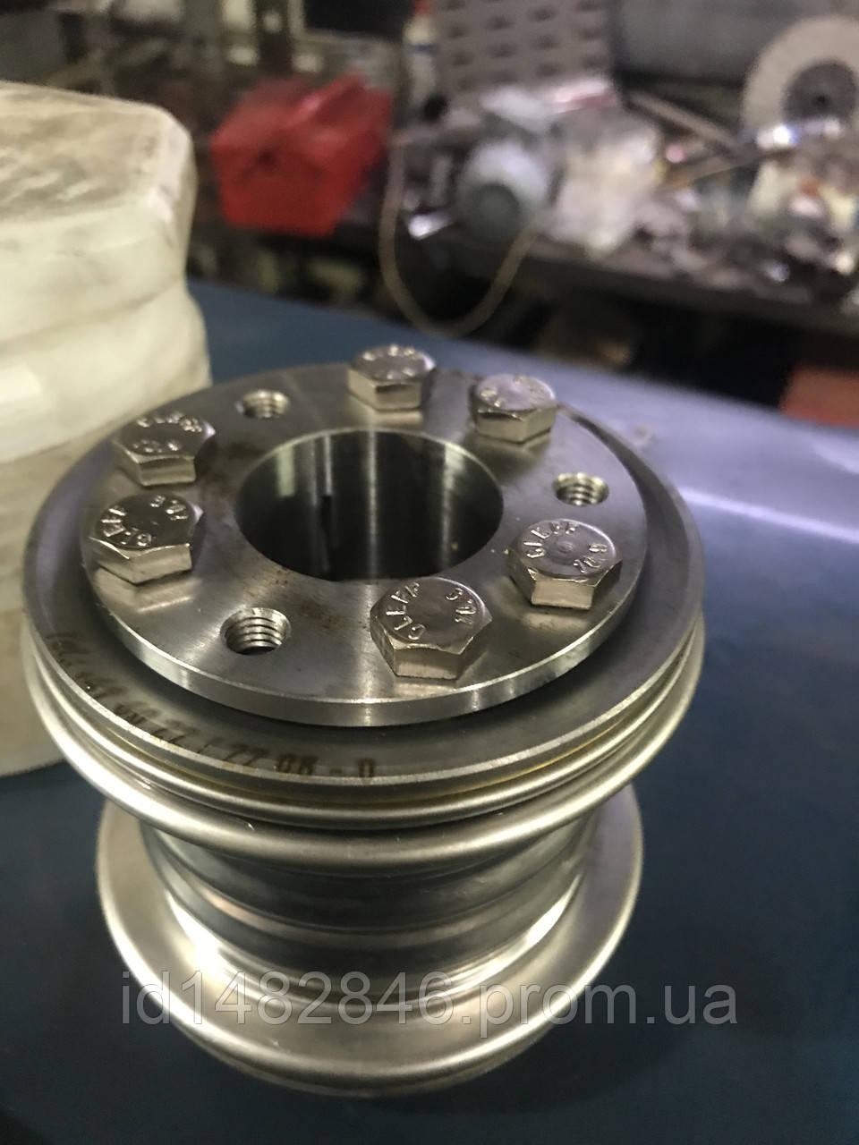 Муфта сильфонная швп диаметр 38-38