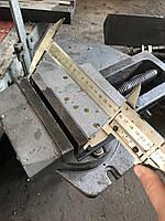 Тиски станочные поворотные 160мм, фото 1