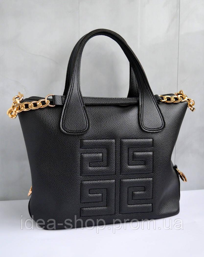 d031e6d69917 Сумка женская модная большая черная. хит продаж года. экокожа высокого  качества - интернет-