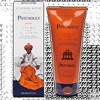 Ароматизированный крем для тела Пачули