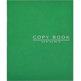 Блокнот дл эскизов В5 36 л. , чистый лист, скоба зеленый                      SB5436